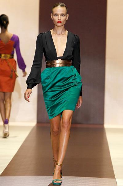 Vestidos de Gucci de colores Gucci