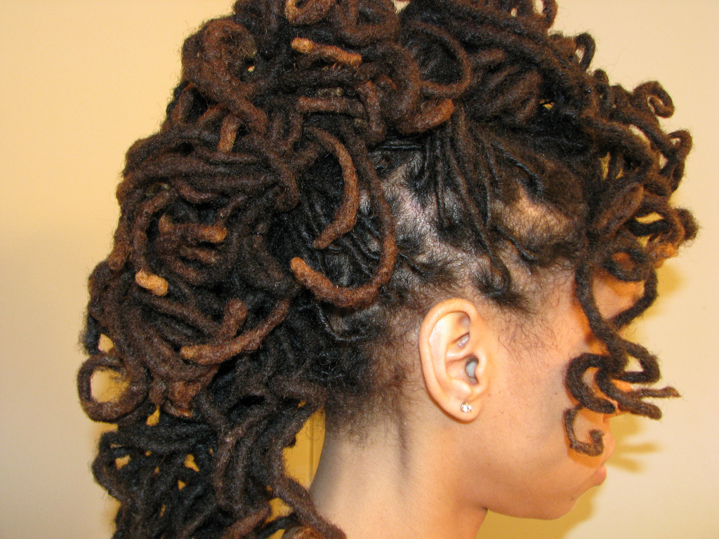 Dreads Hair Style: Health And Beauty