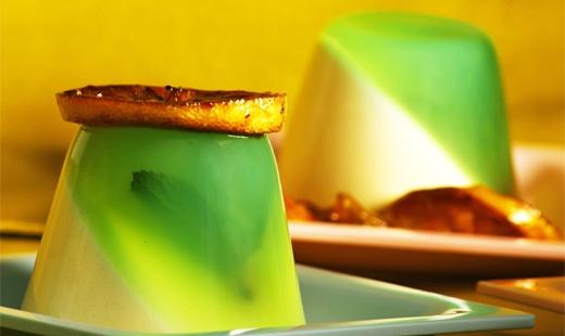 Coconut Panna Cotta | simplystudded